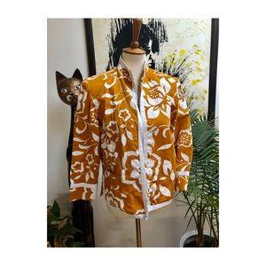 Cool Vintage Hawaiian 🌺 Jacket